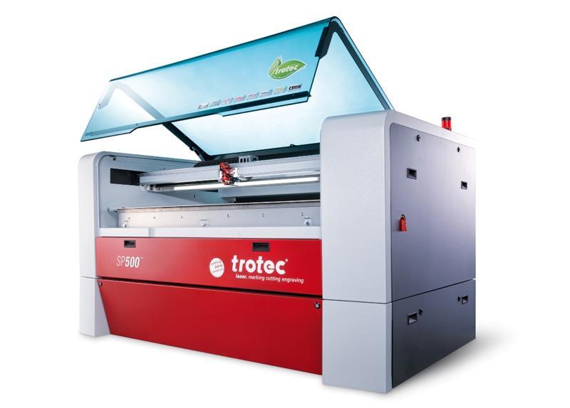 SP500 laserski sistem Trotec