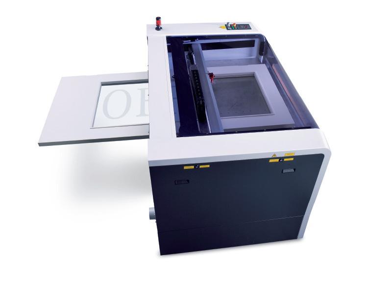 Pass-trough tehnologija za laserski sistem trotec