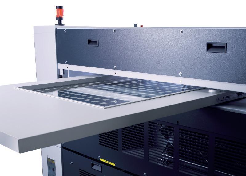 Laser SP500 od zadaj