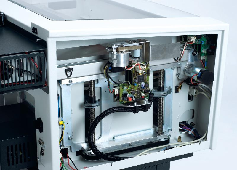 Speedy 100 komponente za laser