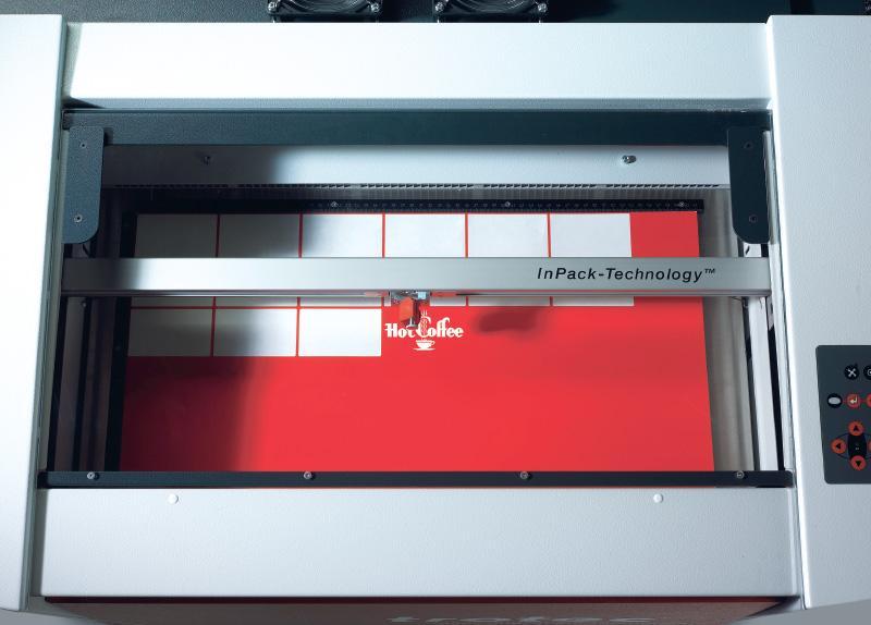 Lasersko graviranje abs mase s speedy 300