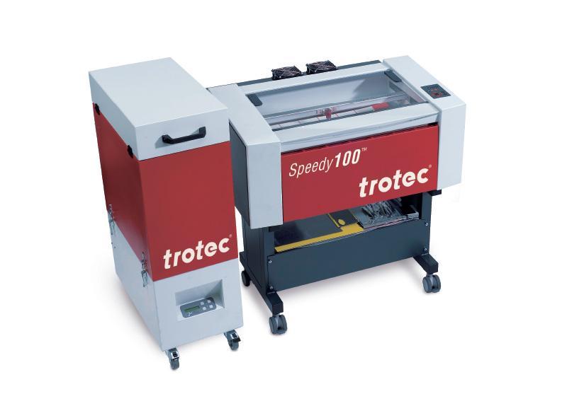 Speedy 100 laser s atmos filtrom