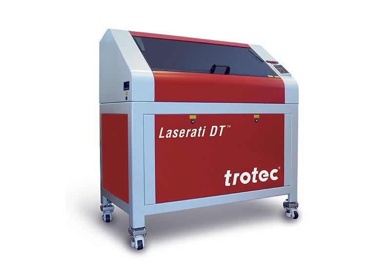 Izdelava štampiljk z Laserati DT laserskim strojem