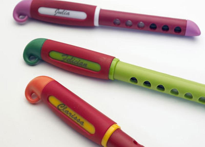 Graviranje kemičnih svinčnikov