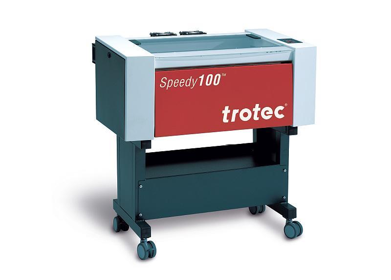 Speedy 100 laser za graviranje