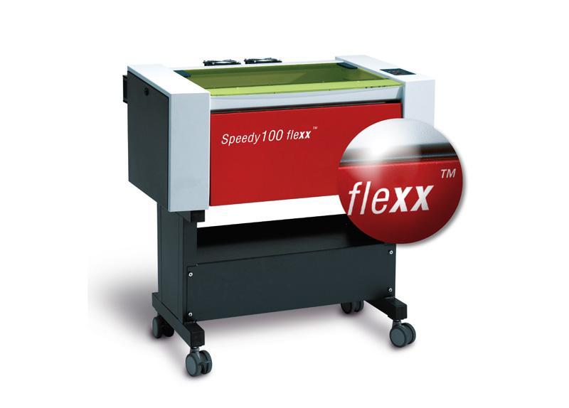 Graviranje s speedy 100 laserskim strojem