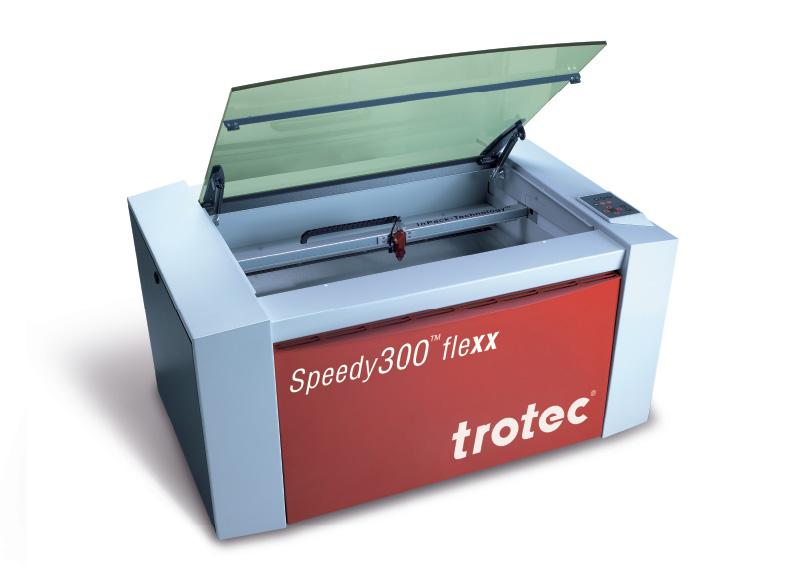 Speedy 300 flexx laserski sistem