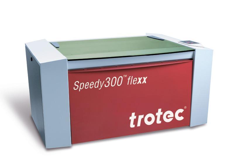 Speedy 300 flexx laserski stroj