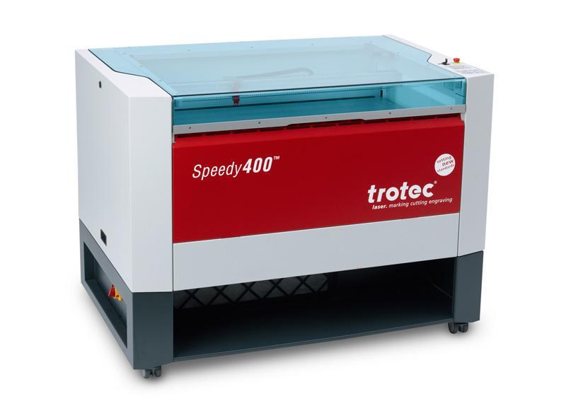 Speedy 400 laserski stroj