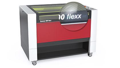 CO2 in flexx laserski stroj