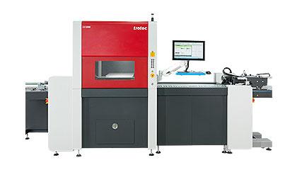 Laserski stroji za poslovne rešitve GS laserska delovna postaja