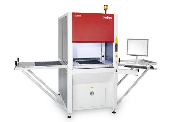 GS1000 laserska delovna postaja