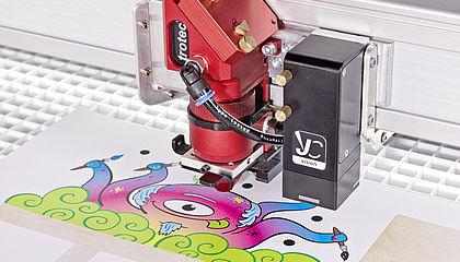 Trotec JobControl programska oprema za laserske stroje