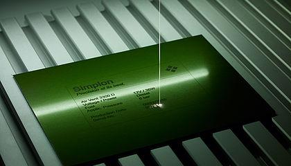 Natančen in zanesljiv diodni laser