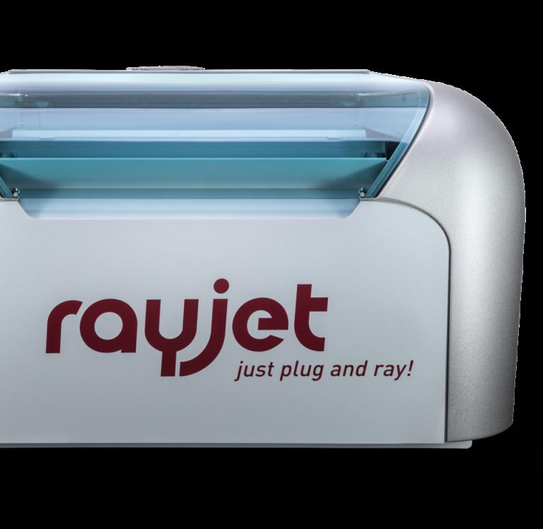 Mini laserski gravirni stroj Rayjet 50