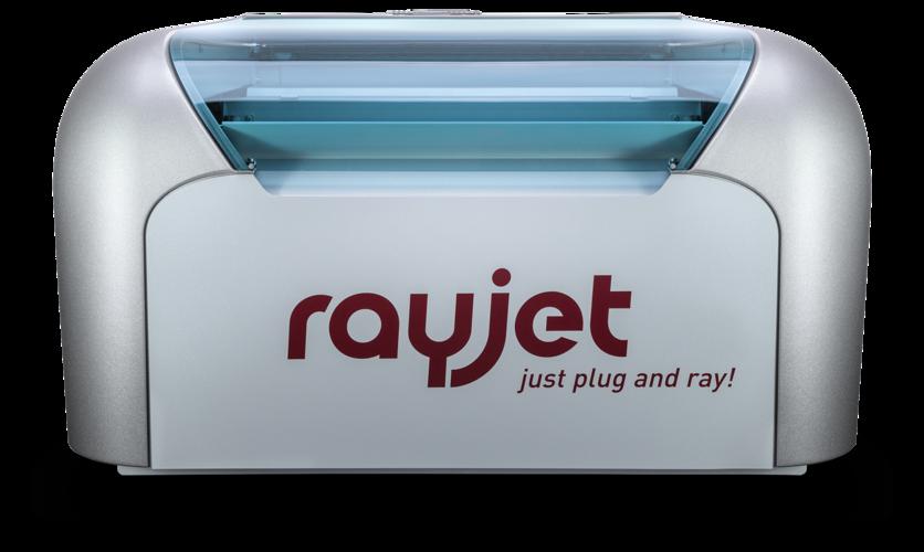 Rayjet 50 laserski gravirnik