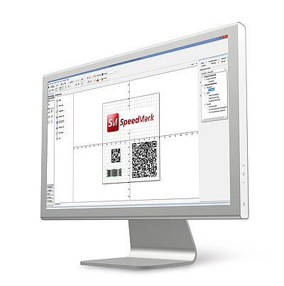 SpeedMark laserska programska oprema