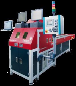 SpeedCutter Twin za lasersko rezanje žilnih opornic