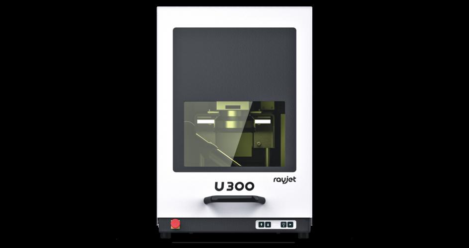 U300 galvo lasersko označevanje