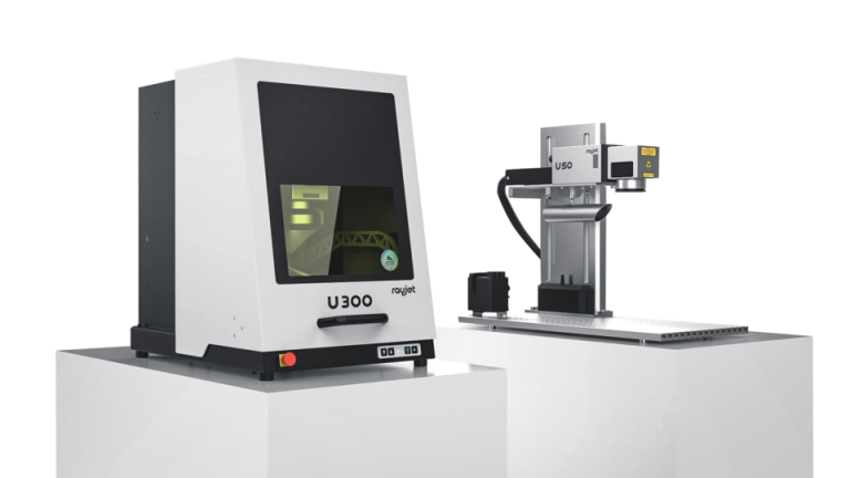Rayjet U50/U300 laser za označevanje komponent