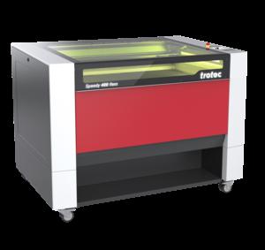 Speedy 400 flexx laserski gravirnik