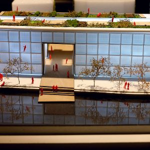 Arhitekturni model paul de reiter 2