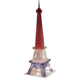 Eiffel stolp iz akrila