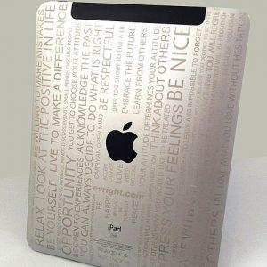 iPad lasersko označevanje