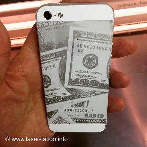 iPhone graviranje