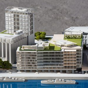 Izdelava modelov hotel