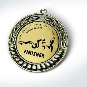 Lasersko gravirana medalja
