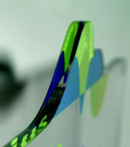 Laserski rezrez pleksi stekla