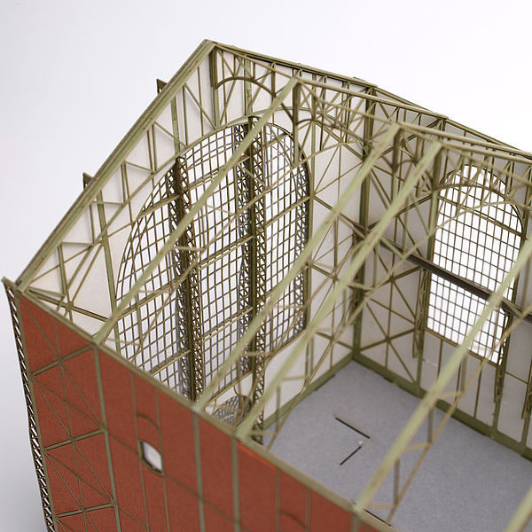 Laserski izrez modela iz kartona
