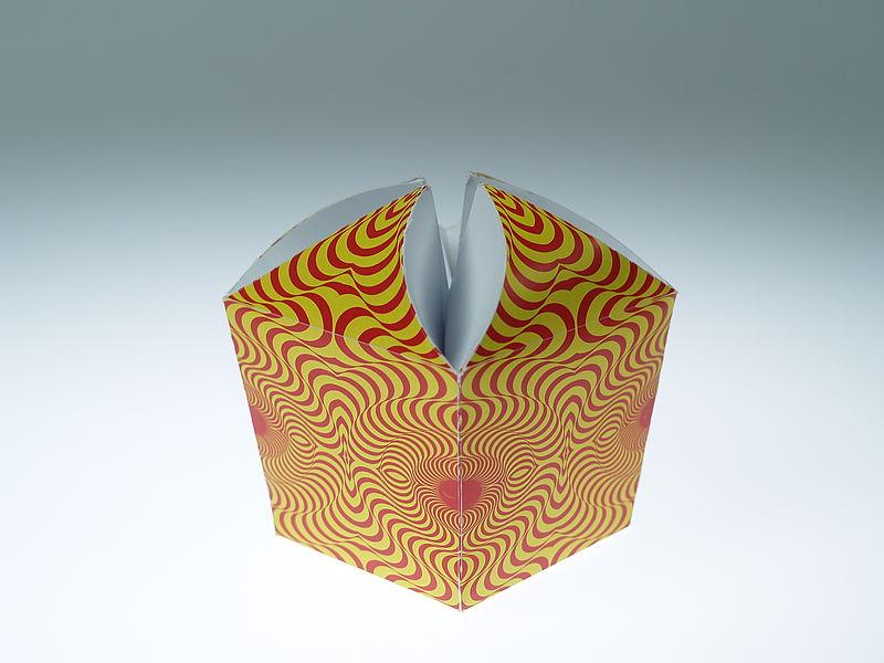 Laserski razrez embalaže