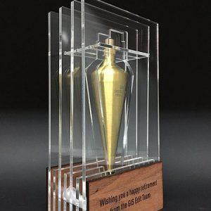 Trofeja iz akrila
