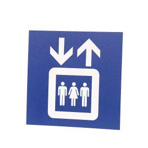 Znak za dvigalo