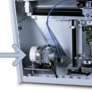 Vgrajen kompresor za pomoč pri zraku