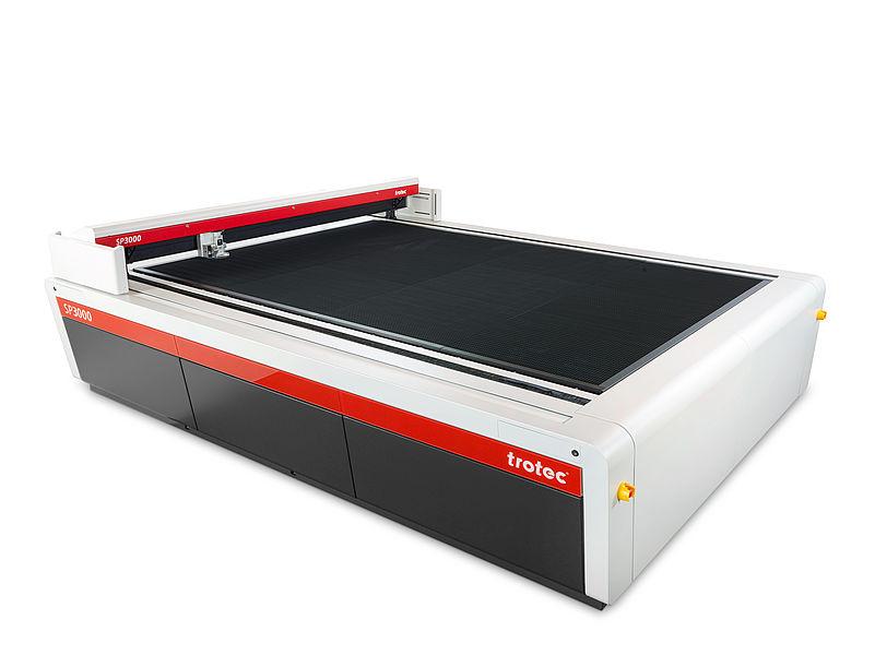 Aluminijasta miza za laserski rezalnik