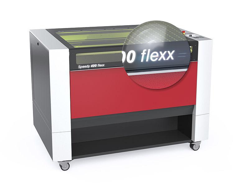 Flexx co2 laserski gravirnik