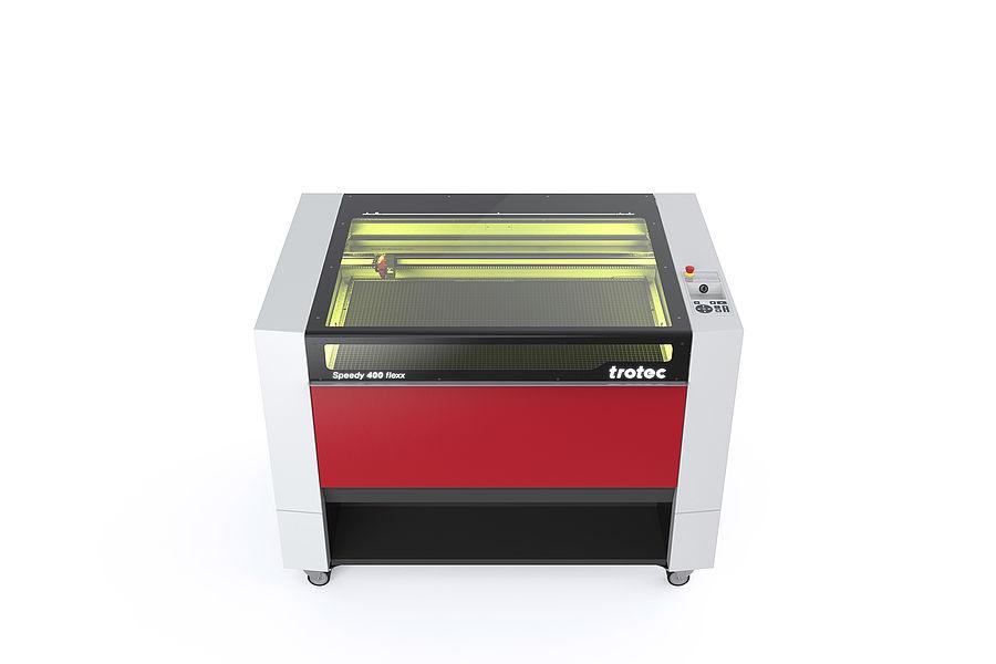 Notranja osvetlitev laserskega stroja Speedy