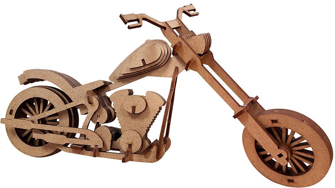 Lasersko rezano motorno kolo