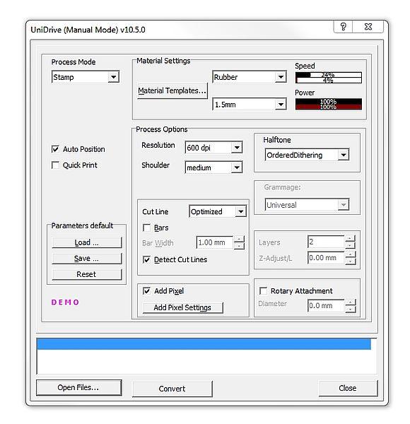Postscript converter