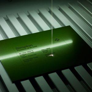 Natančen diodni laser