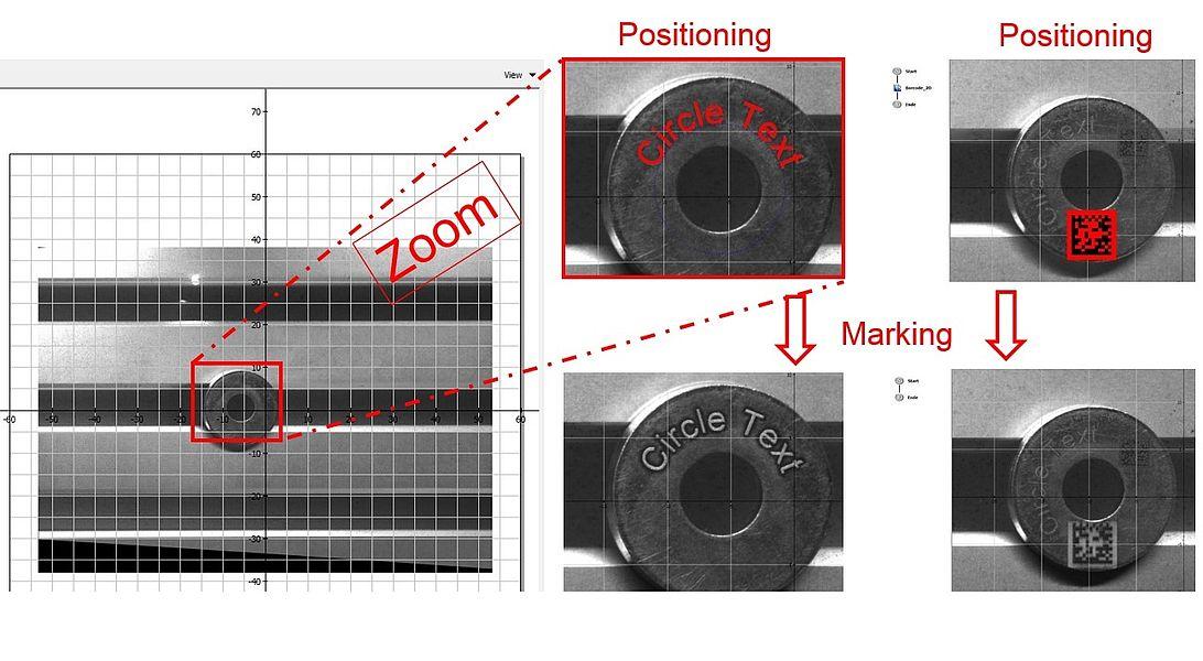 SpeedMark Vision programska oprema za laserje