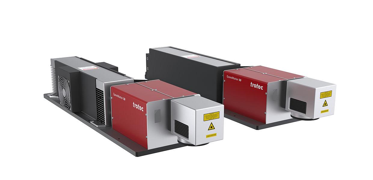Trotec laser za obdelavo organskih materialov