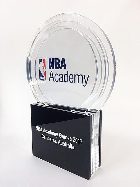 Plaketa NBA